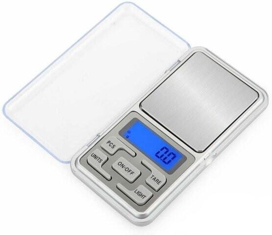 Цифровые ювелирные весы