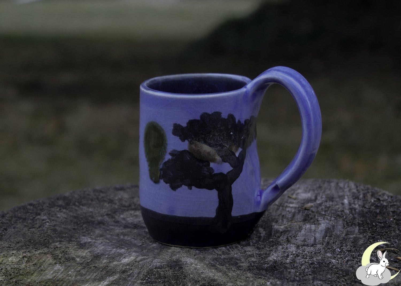 Bleeding Moon Mug