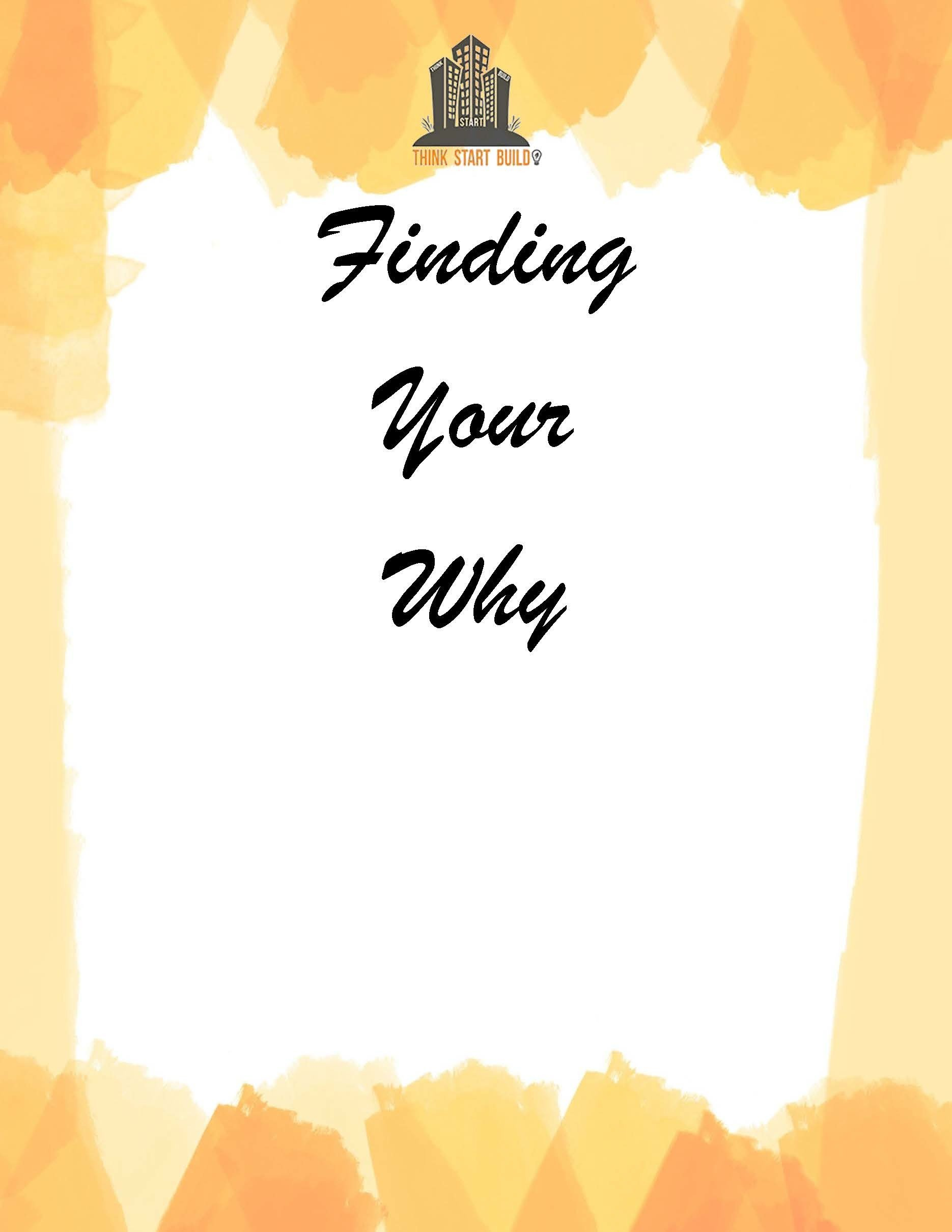 What is your Why? 00010