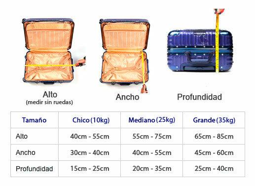 Funda para maletas (TB)