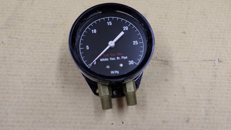 Vacuum Gauge  388D649P21