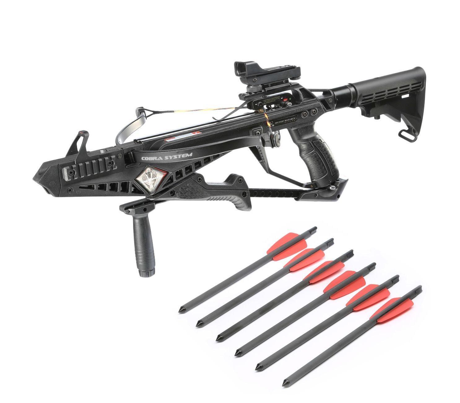 Арбалет-пистолет Ek Cobra System R9 Deluxe