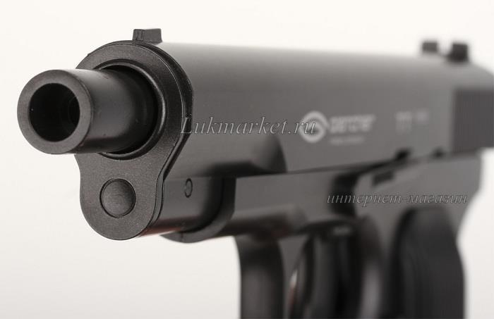 Пистолет Gletcher TT NBB
