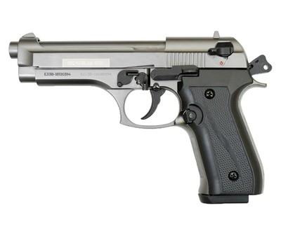 Охолощенный пистолет Beretta B92-СО, 10ТК (фумо/графит)