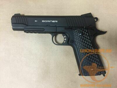 Пистолет Borner KMB77