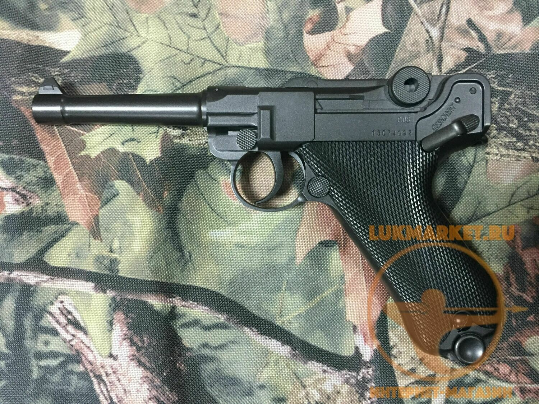 Пистолет Umarex Luger P.08