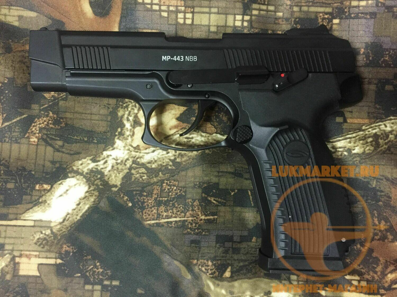 Пистолет Gletcher MP-443 NBB