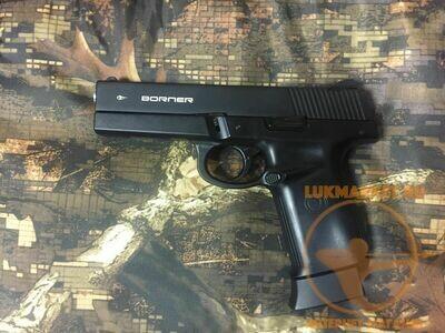 Пистолет Borner KMB12
