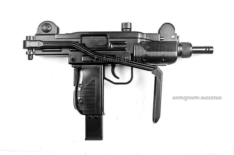Пистолет-пулемет Gletcher UZM (UZI) 00139