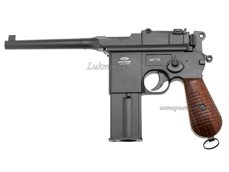 Пистолет Gletcher M712 00445