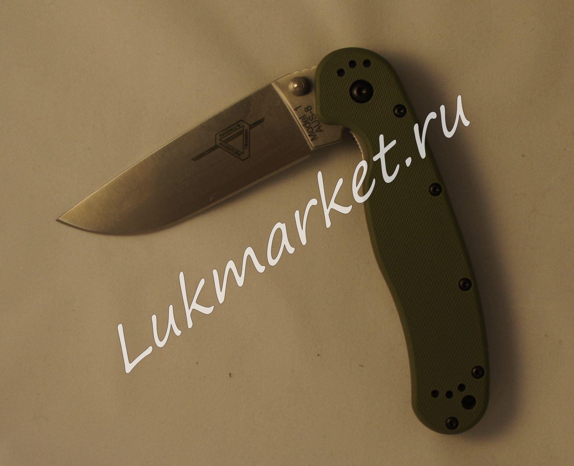 Нож Ontario RAT-1