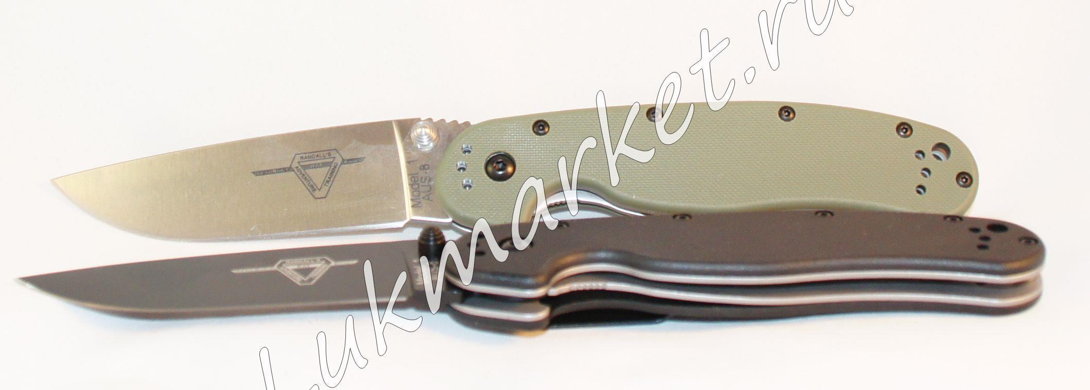 Нож Ontario RAT-1 00447