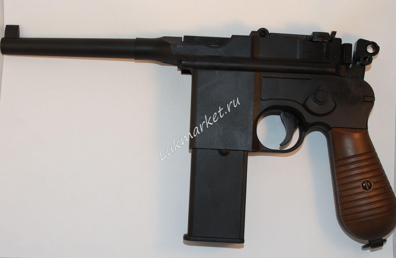 Пистолет Umarex Legends C96 00470