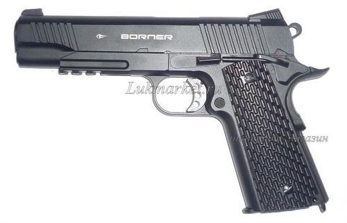 Пистолет Borner KMB77 8.5000