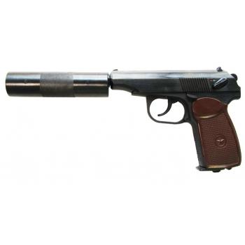 Пистолет Байкал MP-654К-22 00563