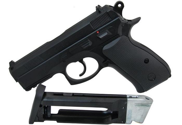 Пистолет ASG CZ 75 D Compact (пластик)