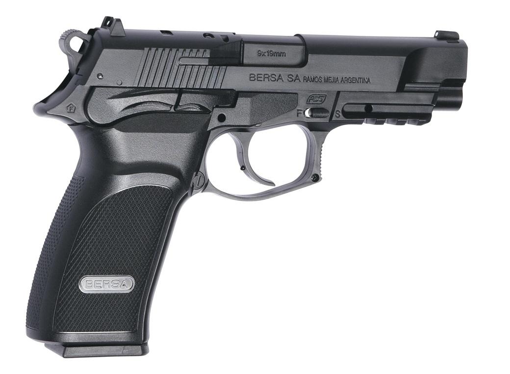 Пистолет ASG Bersa Thunder 9 Pro