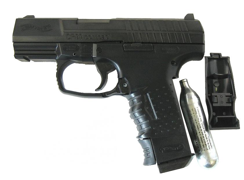 Пистолет Umarex Walther CP 99 Compact