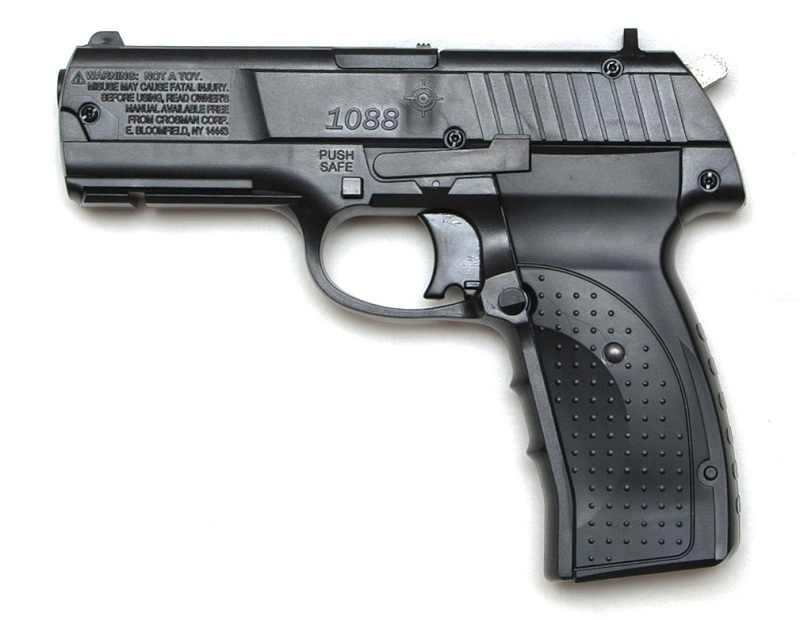 Пистолет Crosman 1088 BG Kit 00639