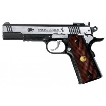 Пистолет Umarex Colt Special Combat 00686