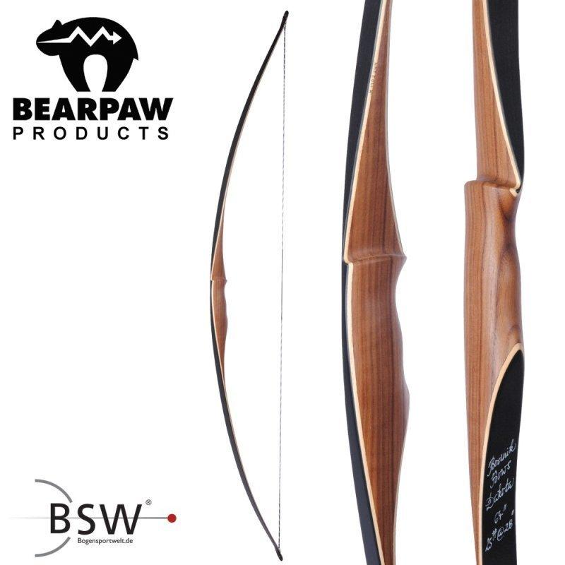 Лук традиционный Bearpaw Dakota 00344