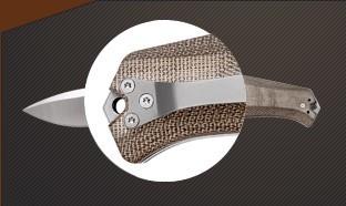 Нож Steel Will 1530 Gekko