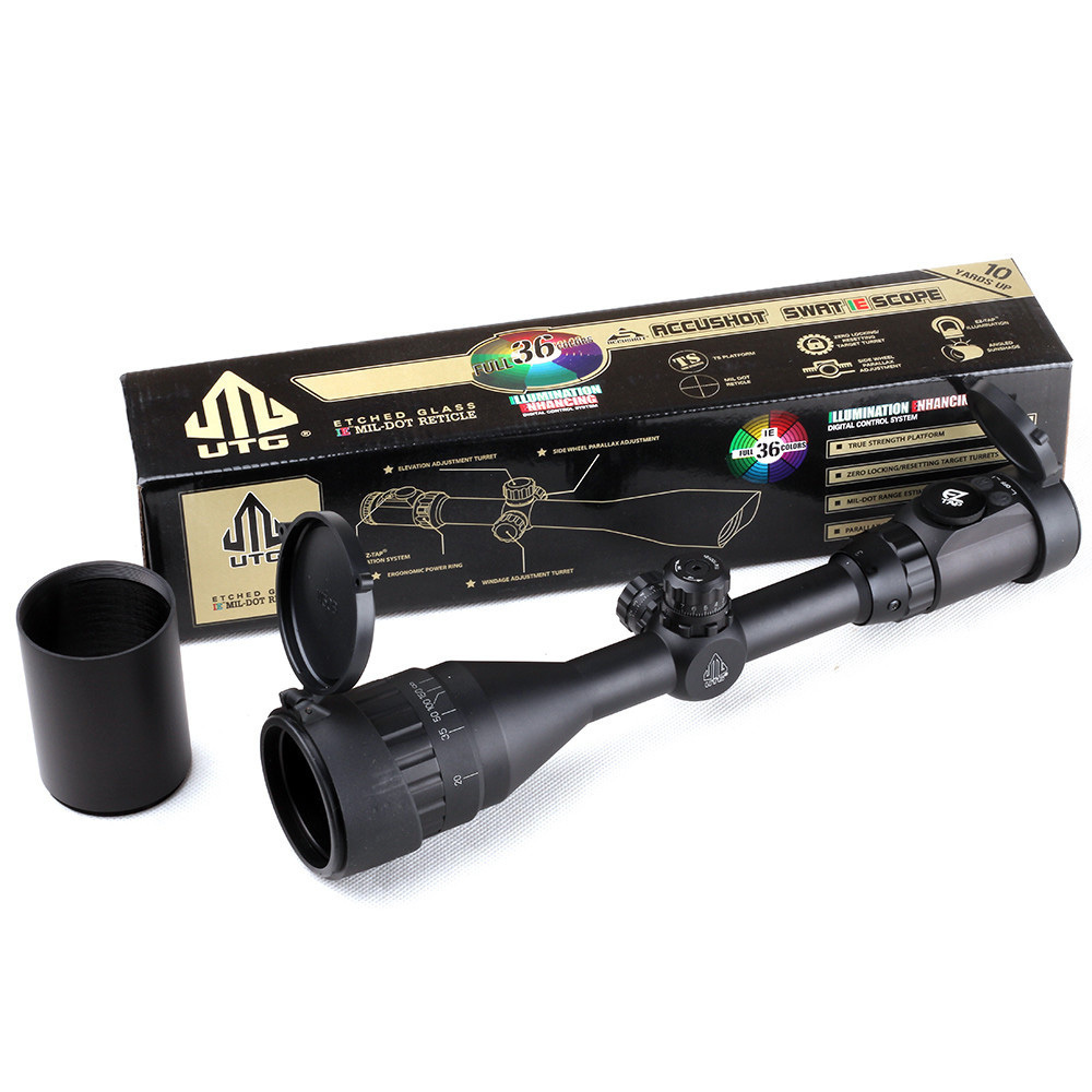 Прицел оптический Leapers 3-9x50 UTG AOEG