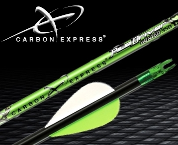 Стрела для лука Carbon Express Piledriver (6 шт.) 00163