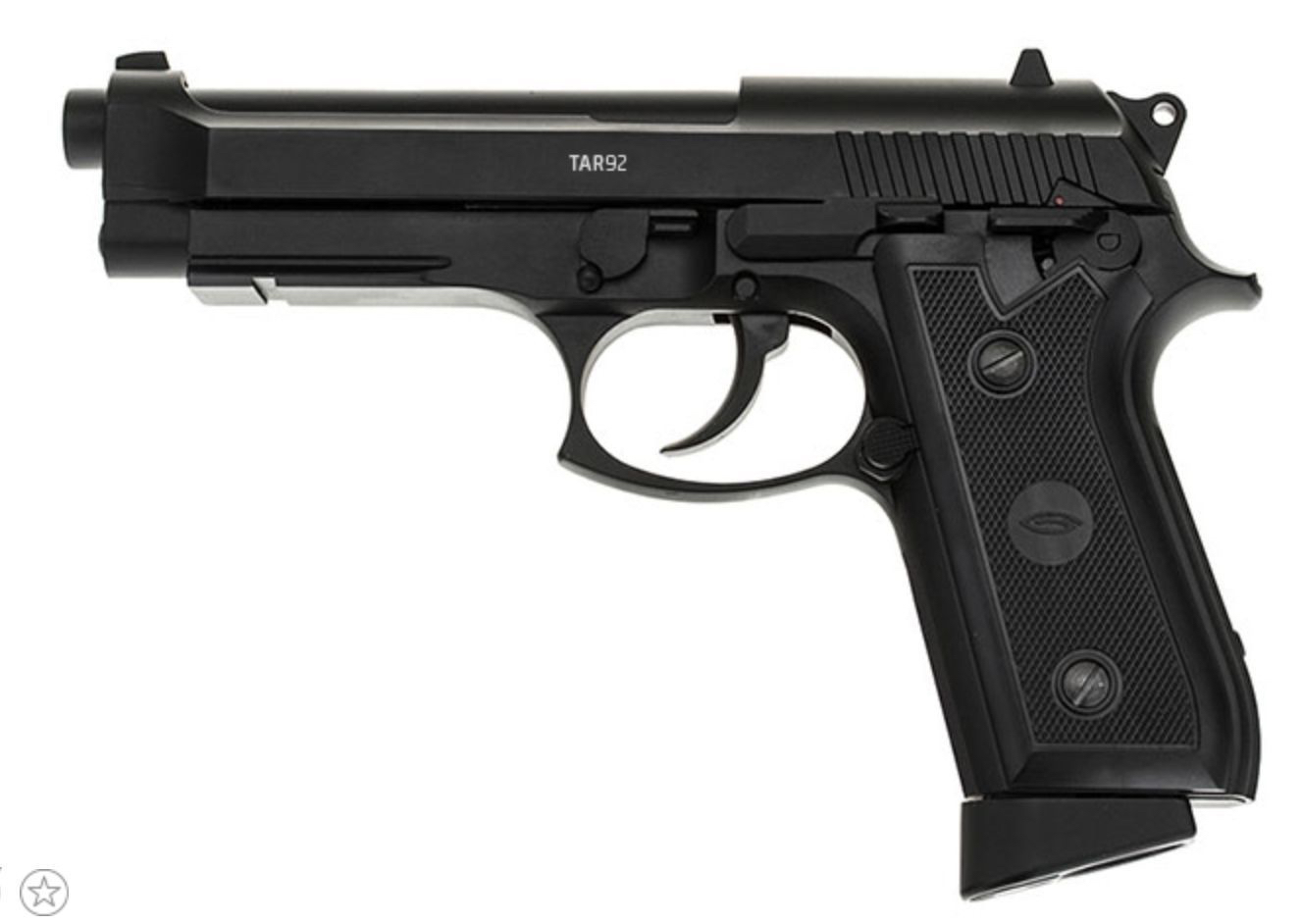 Пистолет Gletcher TAR92 Auto 01490