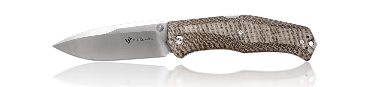 Нож Steel Will 1550 Gekko 01502