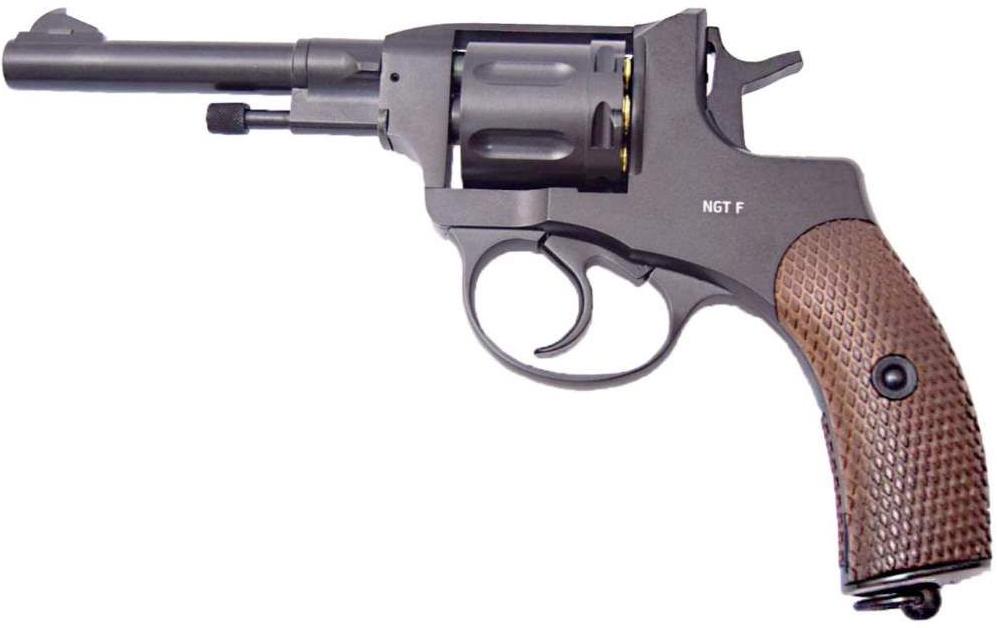 Револьвер Gletcher NGT F 01526
