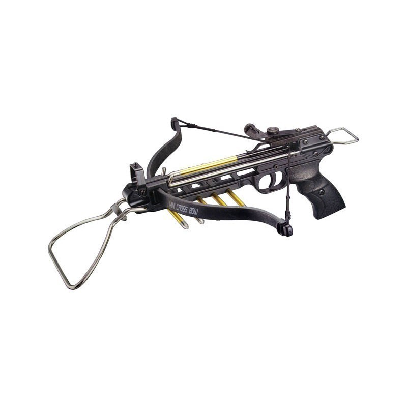 Арбалет-пистолет Man Kung MK-80A3 01513
