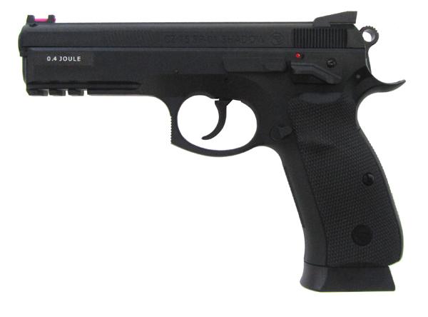 Пистолет ASG CZ SP-01 shadow 01574