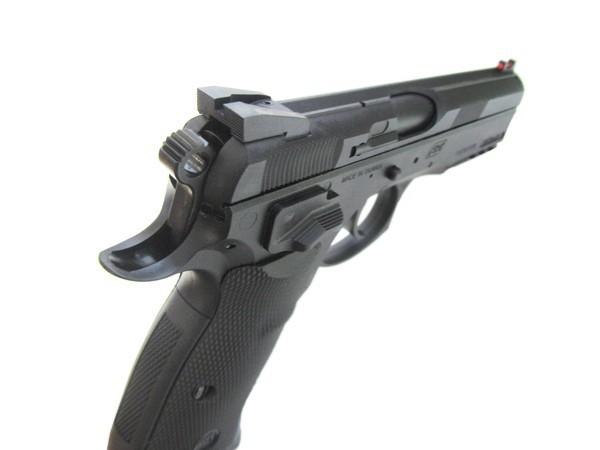 Пистолет ASG CZ SP-01 shadow