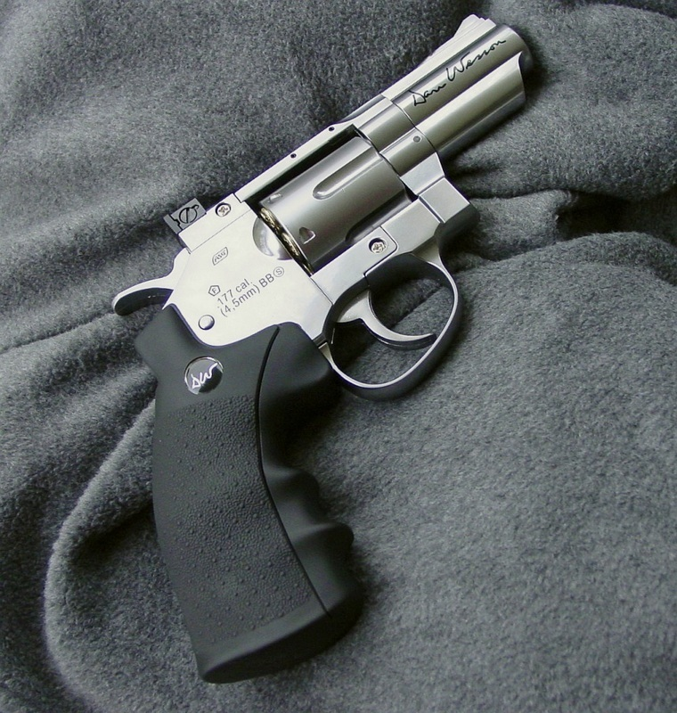 ASG Dan Wesson 2.5 Silver