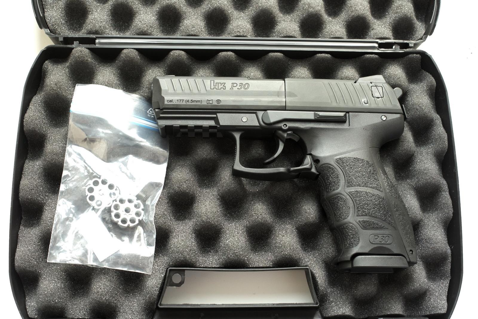 Пистолет Umarex HK P30