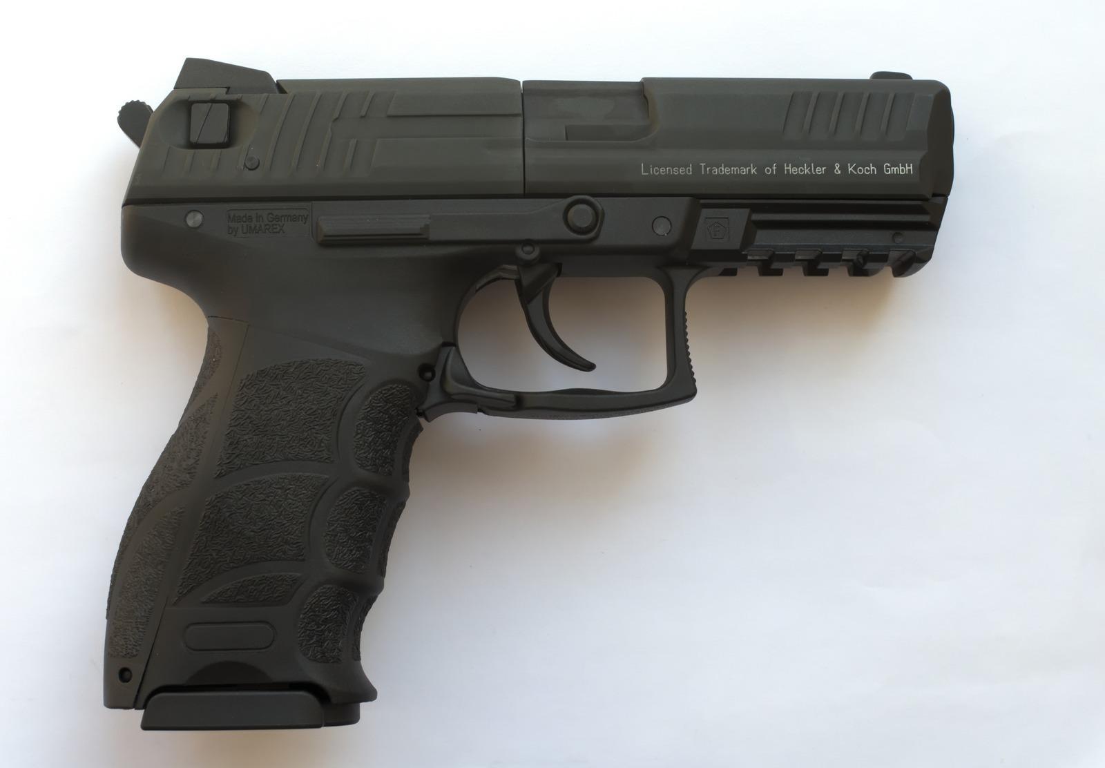 Пистолет Umarex HK P30 ag01604