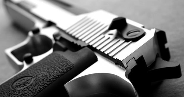 Пистолет Umarex Baby Desert Eagle (никель)
