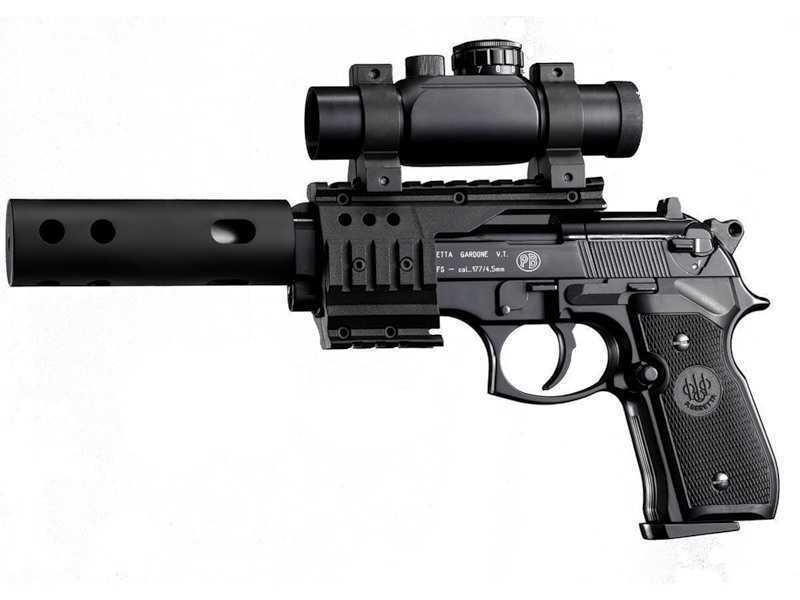 Пистолет Beretta M92 FS XX-TREME ag01598