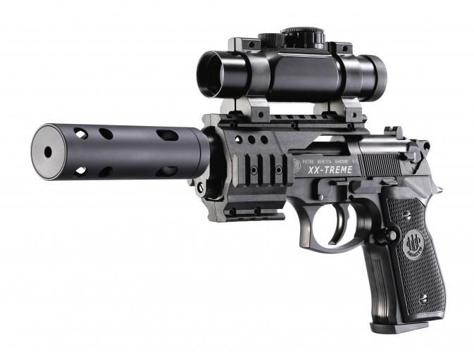 Пистолет Beretta M92 FS XX-TREME