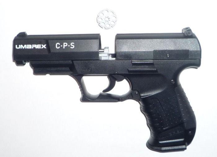 Пистолет Umarex СР Sport