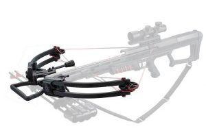 Плечи для арбалета Man Kung MK-400 (черные)