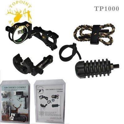 Набор для блочного лука Topoint TP1000
