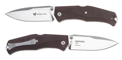 Нож Steel Will 1552 Gekko
