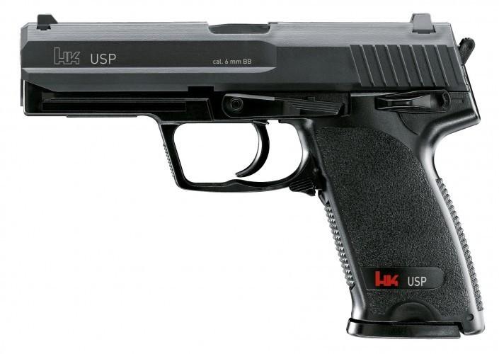 Пистолет Umarex Heckler & Koch USP 01588