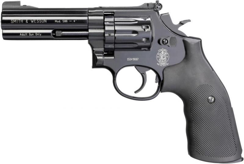 Револьвер Umarex S-W 586-4 01589