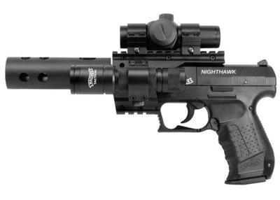 Пистолет Umarex Walther NightHawk