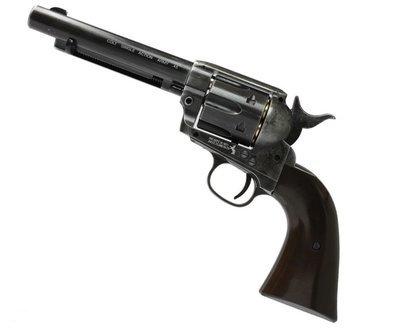 Револьвер Umarex Colt Single Action Army 45 blue finish