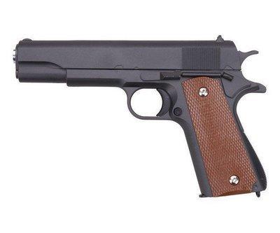 Пистолет страйкбольный Galaxy G.13+