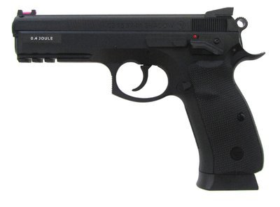 Пистолет ASG CZ SP-01 shadow